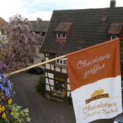 Dachterrasse Chocolaterie Dislberg