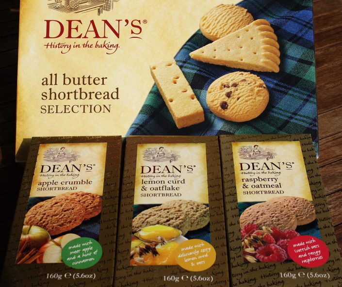 Shortbread selection