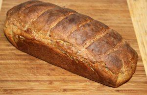 Brot mit Lupinenmehl