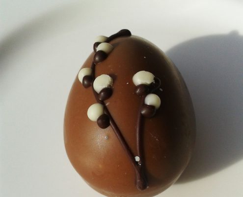 Dekor Schokolade