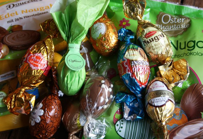 Schokolade Ostern