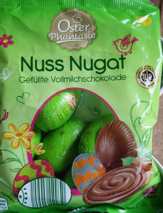 Ostereier Schokolade Aldi