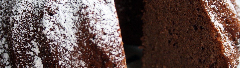 Kuchen mit Haselnüssen