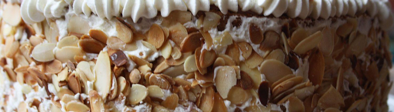 Einfaches Rezept Kuchen Glutenfreie Torte Buchweizenmehl Und Sahne