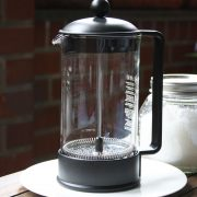 Frenchpress-Kaffeekanne
