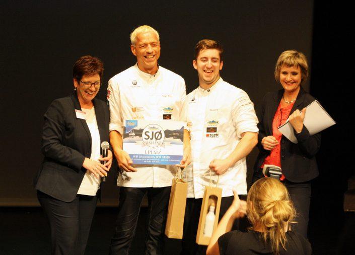 gewinnt die Matjes-Challenge: Holger Mootz, Schwerin
