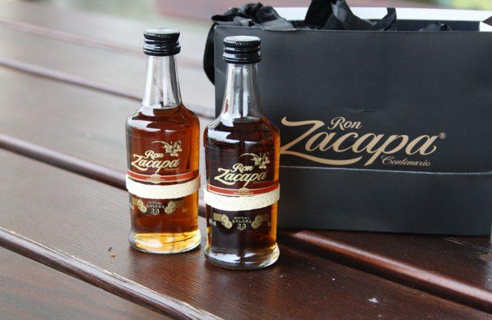 Ron Zacapa, feiner Rum, 23 Jahre alt
