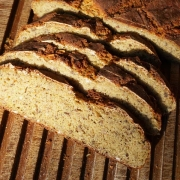 Kastanienmehl und Lupinenmehl im Brot, gesund essen und Gewicht reduzieren