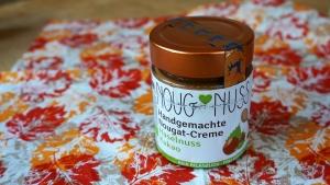 Nuss-Nougatcreme ohne Palmfett und 48 % Nussanteil