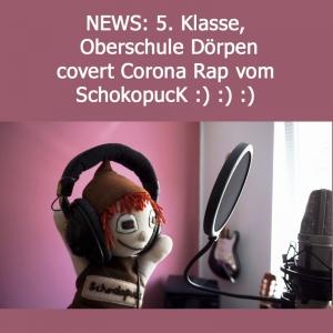 Corona Song für die Schule